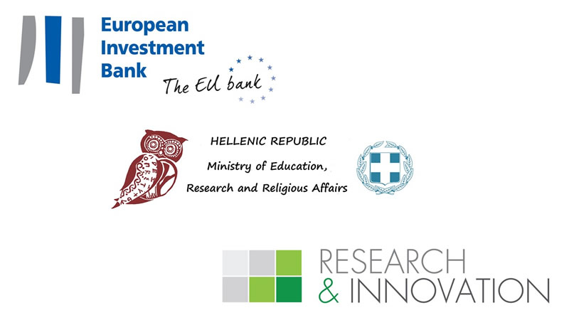 Hellenic Republic - European Investment Bank to sign research accord