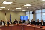 Νέες δράσεις για την στήριξη  Έρευνας και Καινοτομίας το αντικείμενο συζήτησης του  ΑΝΥΠ Κ. Φωτάκη  με τους Καθηγητές της Ιατρικής Σχολής του ΔΠΘ