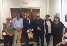 Νέα Συμφωνία μεταξύ της Ελληνικής Κυβέρνησης, του Ινστιτούτου Παστέρ και του Ελληνικού Ινστιτούτου Παστέρ