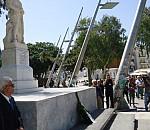 Τιμήθηκε η επέτειος της Εθνικής Αντίστασης στο Ηράκλειο