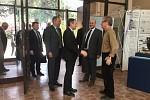 Επίσκεψη του Γάλλου Υφυπουργού αρμόδιου για την Ανώτατη Εκπαίδευση και την  Έρευνα στο ΕΚΕΦΕ «Δ»