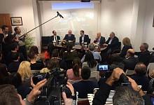 O ΑΝΥΠ Έρευνας & Καινοτομίας Κώσταs Φωτάκηs σε καινοτόμο φαρμακευτική εταιρεία της Πάτρας