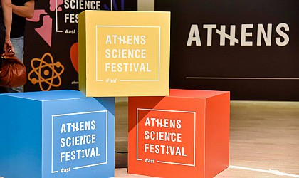 """""""Shaping our Future""""at Athens Science Festival (Greek News Agenda)"""