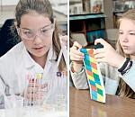 Μικροί μαθητές γίνονται ερευνητές στα εργαστήρια του «Δημόκριτου» (kathimerini.gr)