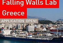 Falling Walls Lab Greece calls for talented researchers and professionals to showcase their most innovative ideas