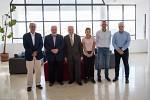 Συνάντηση ΑΝΥΠ Κώστα Φωτάκη με τον Πρόεδρο του ERC Jean-Pierre Bourguignon