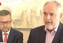 Ο  Επίτροπος  της Ε.Ε  για την Έρευνα, Επιστήμη και Καινοτομία,  Carlos Moedas, στην Αθήνα σε  εκδήλωση για την Ευρωμεσογειακή πρωτοβουλία PRIMA