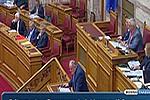 Προγραμματικές δηλώσεις στη βουλή του Αν. Υπουργού Έρευνας & Καινοτομίας Κώστα Φωτάκη για θέματα έρευνας