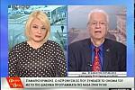 Ο διακεκριμένος Έλληνας αστροφυσικός της ΝΑSA, Δρ.Σταμάτιος Κριμιζής, στη Δημοτική Τηλεόραση Θεσσαλονίκης