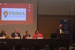 O  Επίτροπος Carlos Moedas  σε εκδήλωση για την Ευρωμεσογειακή πρωτοβουλία PRIMA