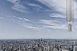 Εικόνα από το μέλλον: Σχεδίασαν ουρανοξύστη που κρέμεται από αστεροειδή σε τροχιά iefimerida.gr