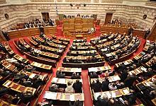 Live: Η Συνεδρίαση στην Ολομέλεια της Βουλής και ψήφιση για το Σχέδιο Νόμου για την Ανώτατη Εκπαίδευση